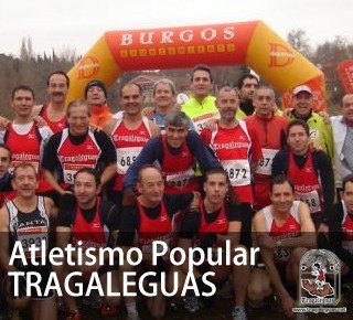 TRAGALEGUAS Atletismo Popular